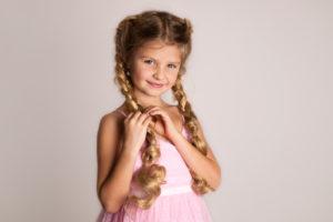Barnfotografering i studio